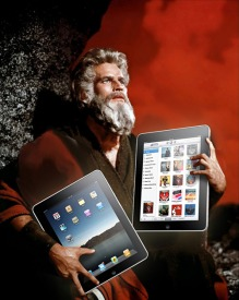 Moses and the Digital Age